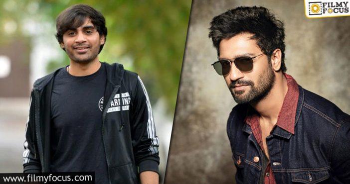 Sujeeth To Direct Bollywood Hero Vicky Kaushal