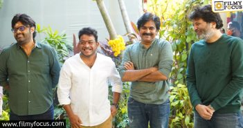 Trivikram Srinivas To Enjoy Profits From Pawan Kalyan's Next