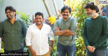Trivikram Srinivas To Enjoy Profits From Pawan Kalyan's Next