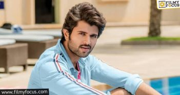 Vijay Deverakonda Garners Record Followers On Instagram