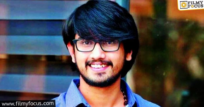 Thank you a lot for being there, says Raj Tarun