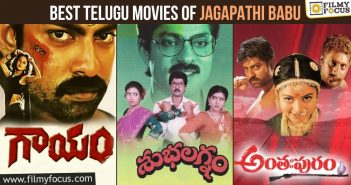 11 Best Telugu Movies Of Jagapathi Babu (1)