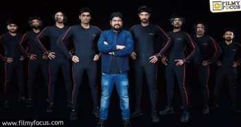 Adipurush Motion Capture Starts Today