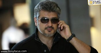Ajith Gives His Nod To The Young Director