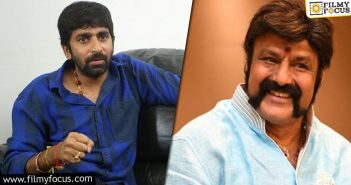 Gopichand Malineni To Work With Balayya For His Next