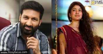 Gopichand To Romance With Sai Pallavi 2