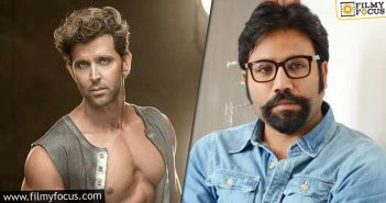 Hrithik Roshan Is Late But In Awe Of Sandeep Vanga's Movie Announcement