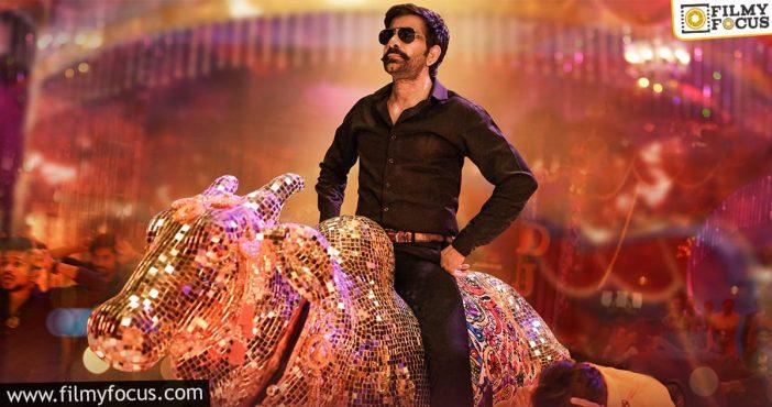 Huge Demand For Krack Hindi Remake Rights