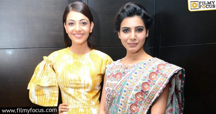 Kajal's Ott Series Live Telecast To Clash With Samantha's The Family Man 2
