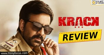 Krack Movie Review Eng