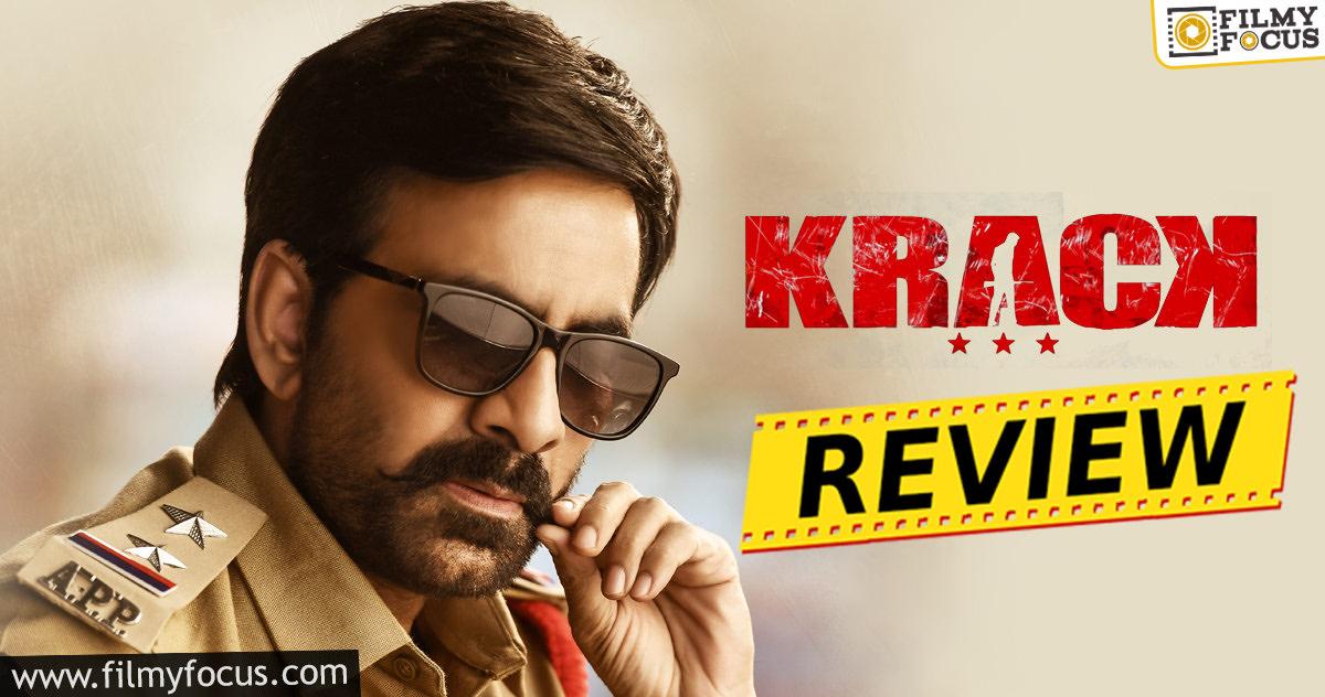 Krack Movie Review