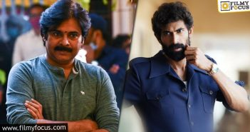 Pawan Kalyan And Rana Daggubati's Combo Action Sequence Shooting Started