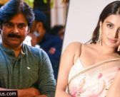 Pawan – Nidhi shoot for a song in Krish's direction