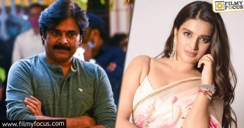 Pawan Nidhi Shoot For A Song In Krish's Direction