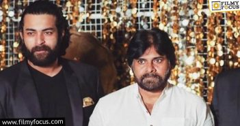 Pawan Plans To Produce A Film With Varun Tej