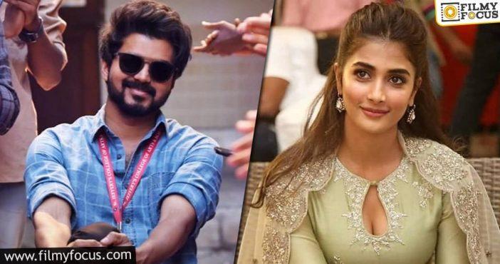 Pooja Hegde Will Now Team Up With Vijay