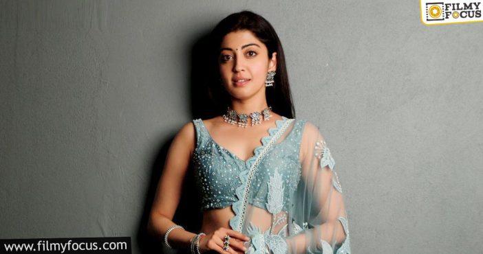 Pranitha Subhash Reveals Her Ideal Husband Quality