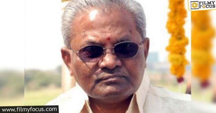 Producer V Doraswamy Raju Passes Away