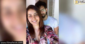 Raashi Khanna Reveals Working With Shahid Kapoor