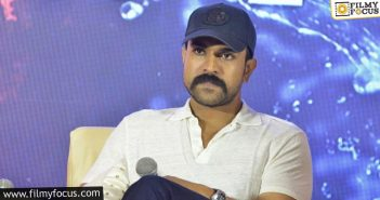 Ram Charan Confirms Two Back To Back Projects
