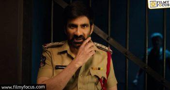 Ravi Teja Krack Movie Trailer Review (3)