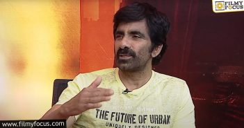 Ravi Teja Interested In These Two Remakes