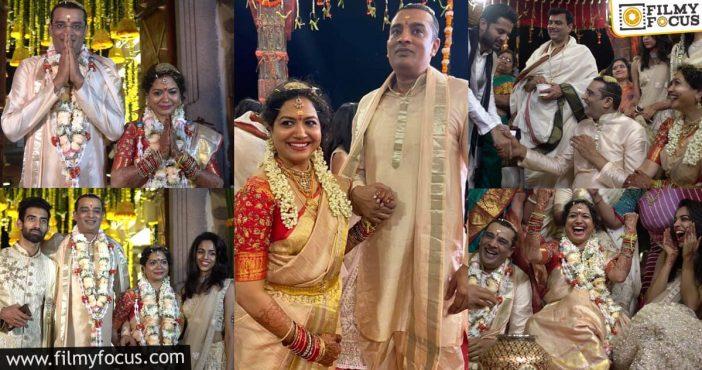 Sunitha Marries Ram Veerapaneni