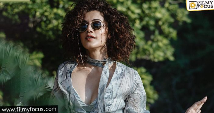 Taapsee Flying High In Bollywood