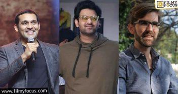 The Key Crew Confirmed For Prabhas Nag Ashwin Film