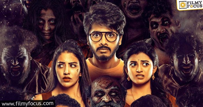 Zombie Reddy's Hindi Rights Fetch A Solid Amount