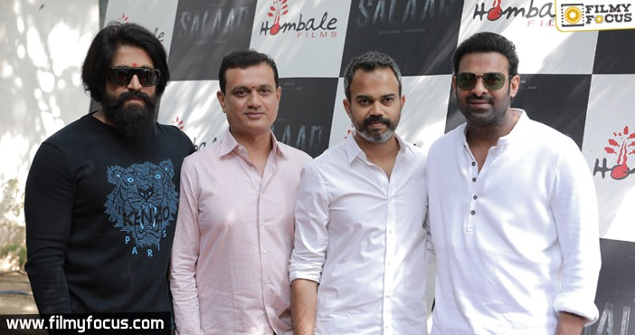 Prabhass Salaar Movie Update (2)
