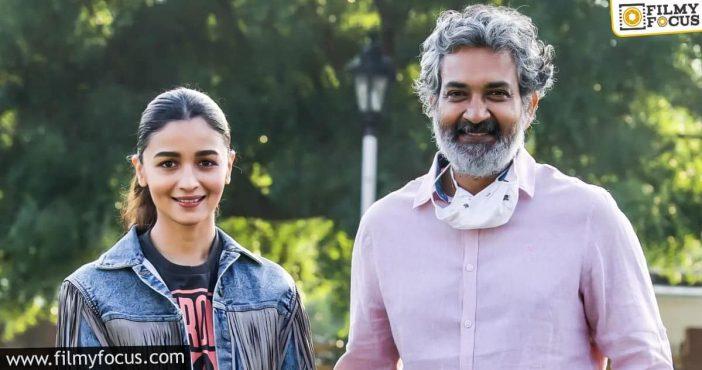 Alia Bhatt Allocates Her Next Dates Of Rrr In April
