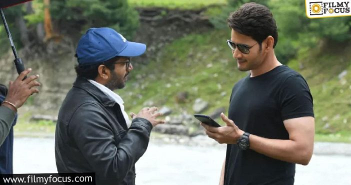 Anil Ravipudi Planning A Movie With Mahesh