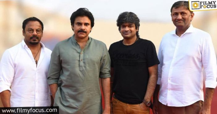 Art Director Anand Sai On Board For Pspk28