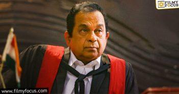 Brahmi Plays Justice Balwant Chowdary In Jaati Ratnalu