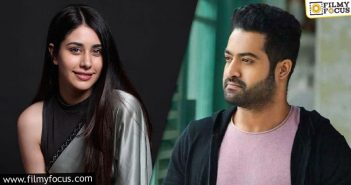 Dabangg 3 Munna Girl To Feature In Ntr's Film