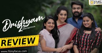 Drishyam 2 Movie Review Eng