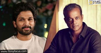 Gautham Menon Keen To Work With Stylish Star