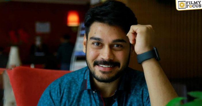 Hero Ram Karthik Special Interview About Fcuk Movie1