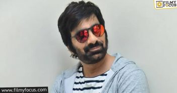 Heroines Locked For Ravi Teja's Next