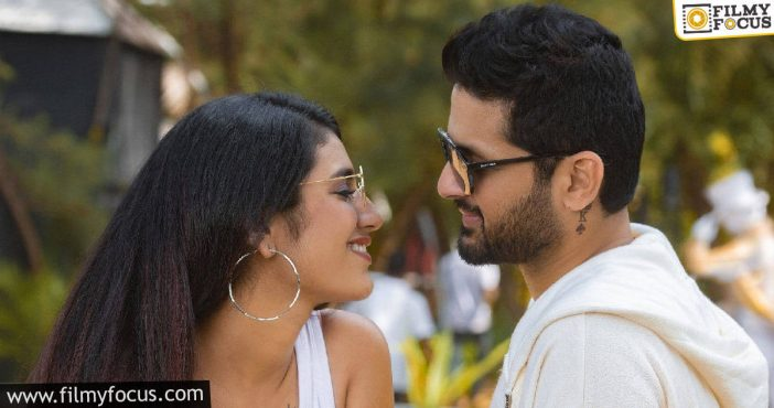 I Had To Unlearn Myself For Check Nithiin