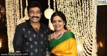 Jeevitha To Take Up Rajasekhar's Unfinished Project