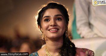 Krithi Shetty Bags A Biggie