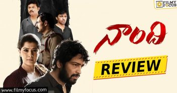 Naandhi Movie Review Eng