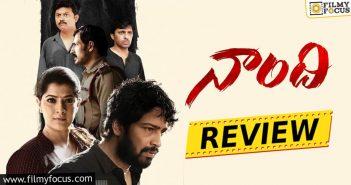 Naandhi Movie Review Eng