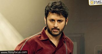 Nithiin's Check Complete Theatrical Business