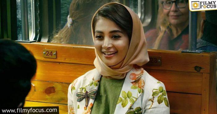 Pooja Hegde Completes Dubbing For Radhe Shyam Teaser
