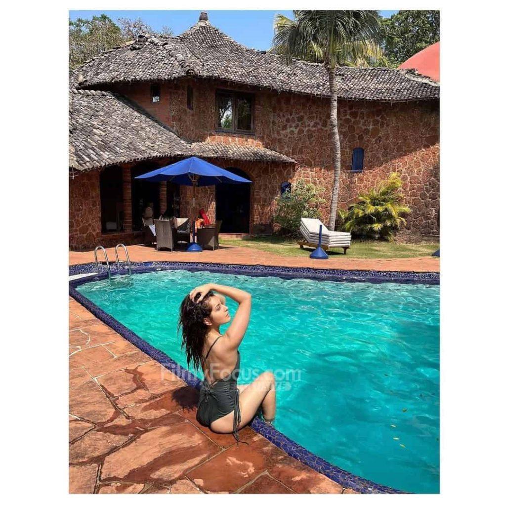 Raashi Khanna's Bikini Pictures Go Viral (3)