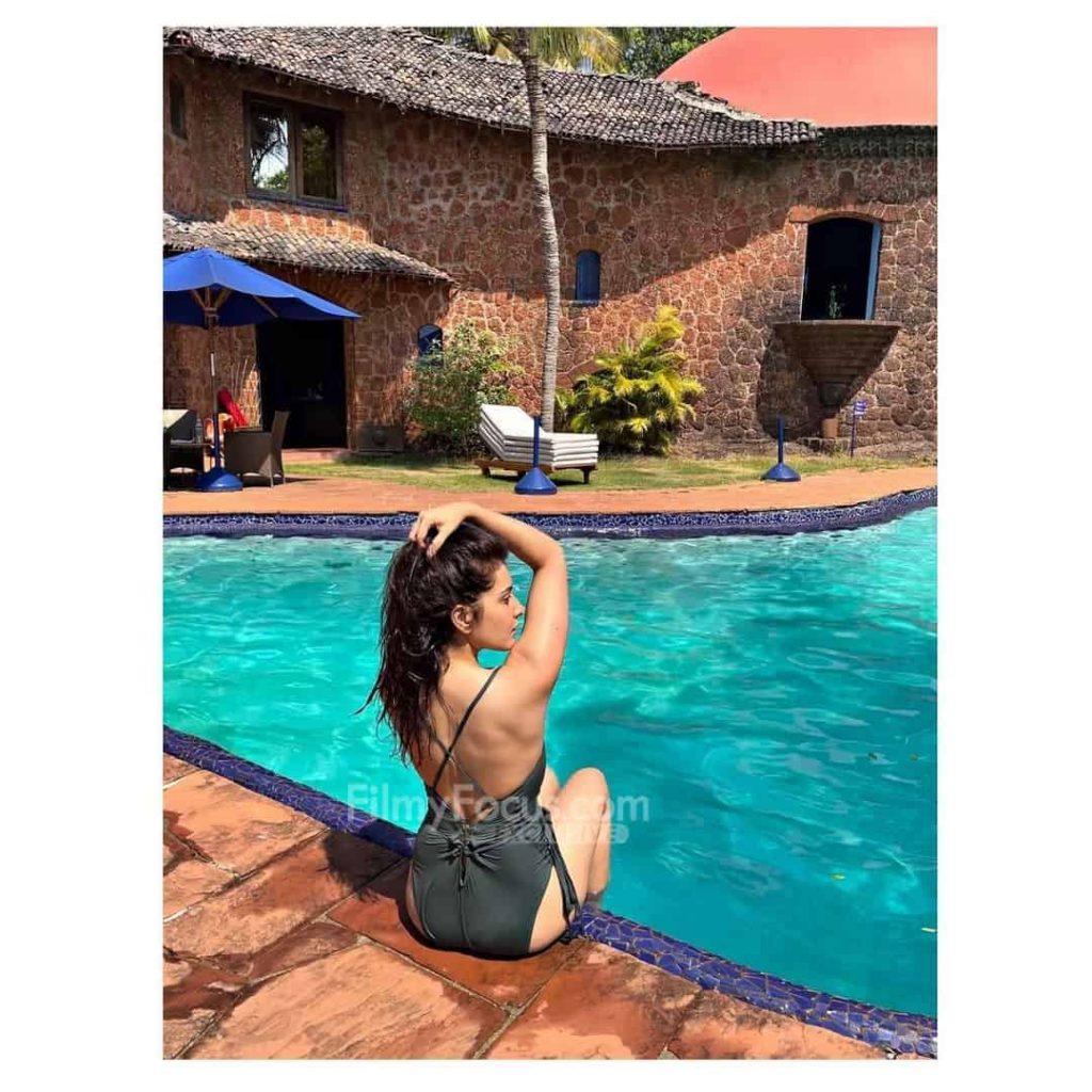 Raashi Khanna's Bikini Pictures Go Viral (5)