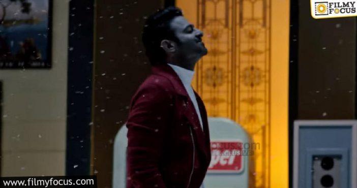 Radhe Shyam Movie Pre Teaser 1